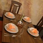 Vnitřní prostory restaurace