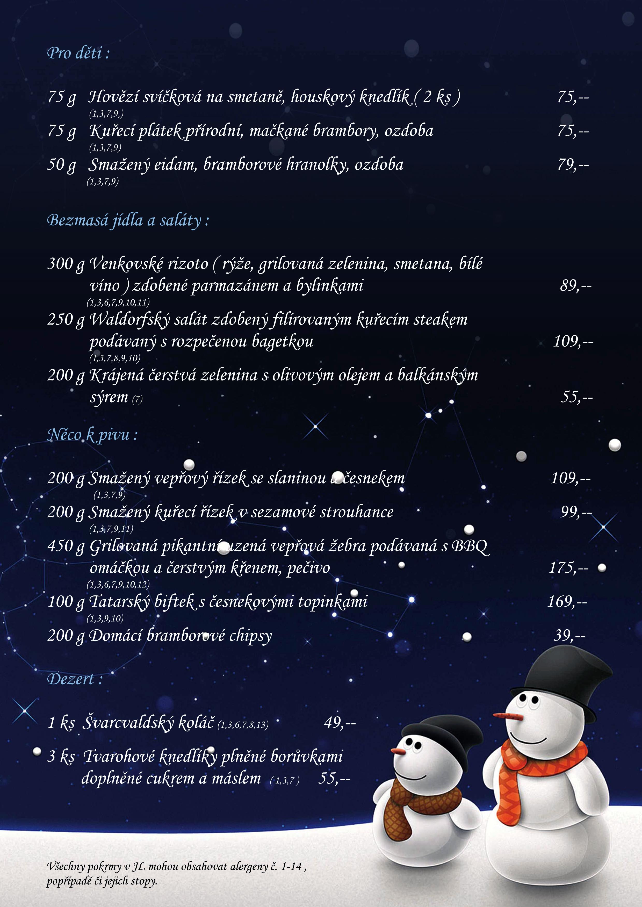 Štěpán 26.-28.12.2014