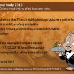 Vepřové hody 10.12. – 11.12.2016