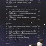 Vánoční menu