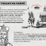 Svatý Václav na Varně 28.9.-1.10.2017