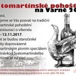 Svatomartinská husa na Varně 11.11.-12.11.2017